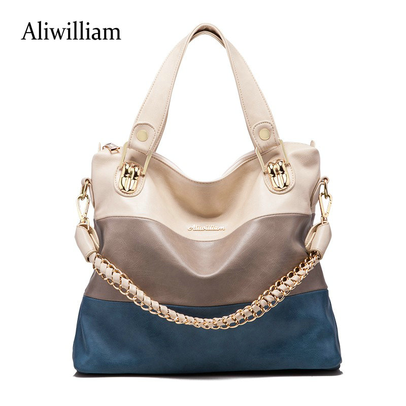 Aliwilliam 2017 Famous genuine leather women's handbag /Cowhide one shoulder messenger bag for women / Hot selling leather bags aliwilliam brand ladies leather handbag