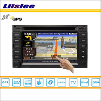 Liislee Car Multimedia System For VolksWagen Polo MK4 2005~2009 Radio CD DVD Player GPS Satellite Navigation HD Touch Screen