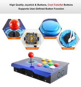 Image 5 - Waveshare Arcade D 1P USB Arcade Control Box for Raspberry Pi/PC/Notebook/OTG Android Phone/Tablet/Smart TV 1 Player