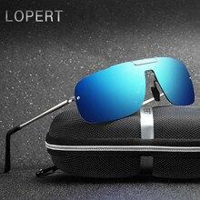 ФОТО lopert retro pilot polarized sunglasses men women brand designer male sun glasses driving male female eyewear for men