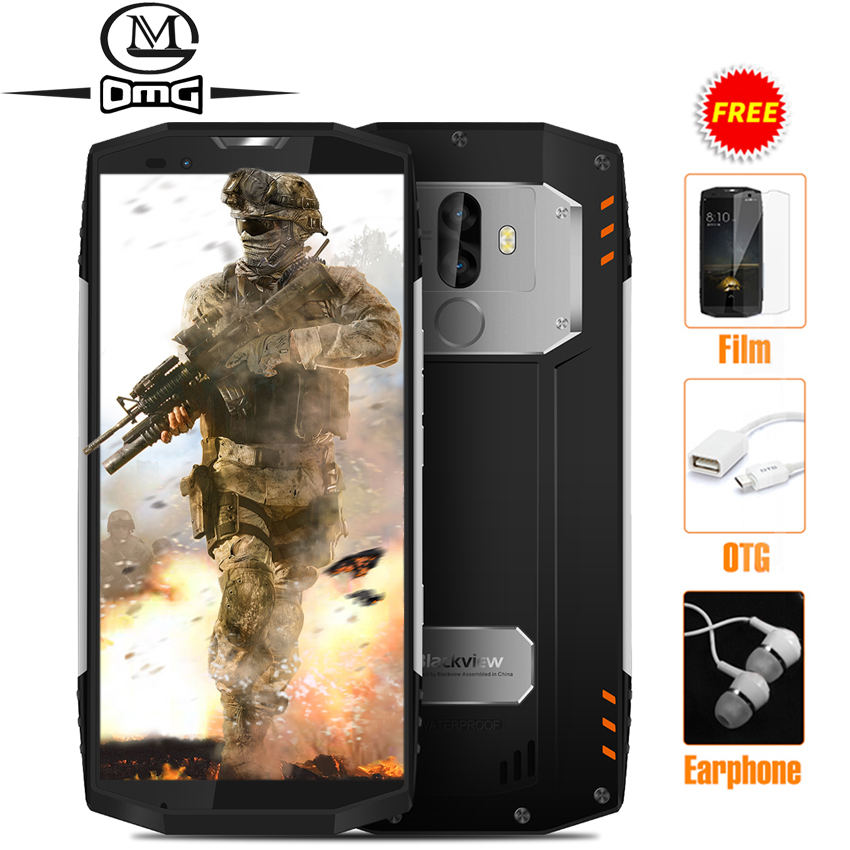 Blackview BV9000 IP68 Waterproof shockproof 18 9 smartphone 5 7 4GB 64GB P25 2 6GHz 4180mAh