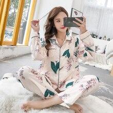 Cotton gauze Fashion Maternity Sleepwear Pregnant Women Pajama Nursing Breast Clothing for Feeding Nursing Clothes Nightgown Set