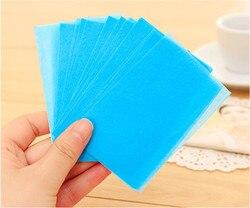 Папиросная бумага s Pro мощная Косметика Очищающая масло Впитывающая Бумага для лица впитывающая промокание очищающие средства для лица-27