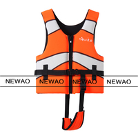 newao kids life vest life jacket swim surf kids life jackets children life vest jacket kids swim vest surf baby swimsuit