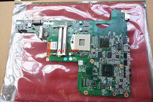 615381 001 suitable for hp G62 notebook motherboard HM55 on sale free shipping
