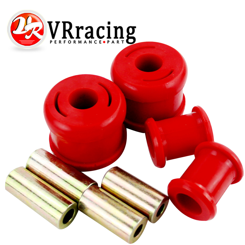 VR RACING FRONT CONTROL ARM BUSHINGS For font b Honda b font Civic 2006 2011 VR