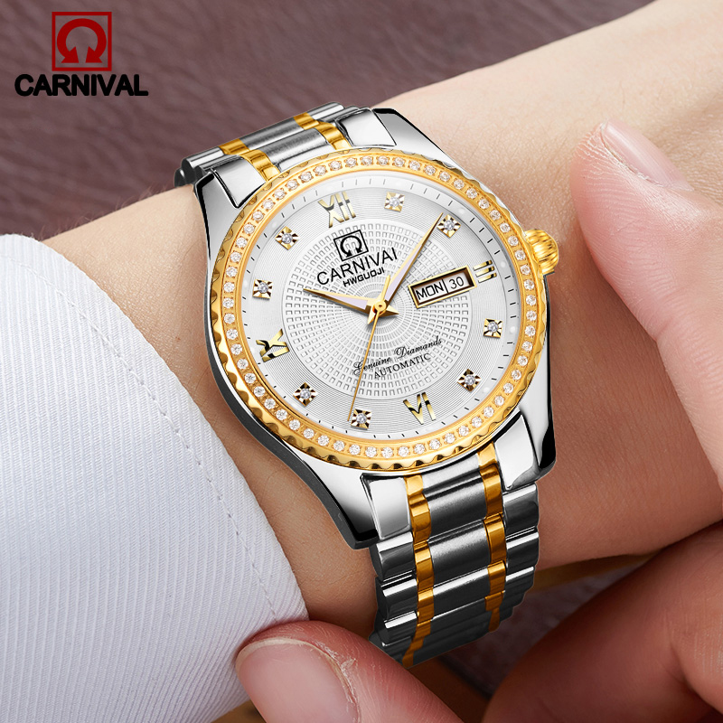 CARNIVAL Original Men's Automatic Mechanical Watch 1