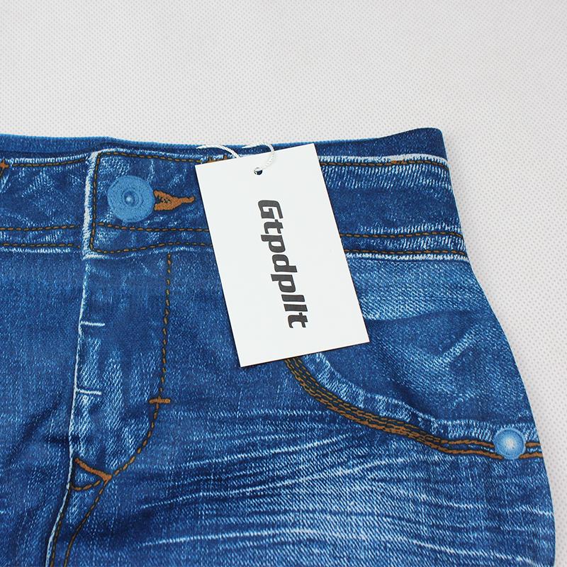 Gtpdpllt S-XXL Women Fleece Lined Winter Jegging Jeans Genie Slim Fashion Jeggings Leggings 2 Real Pockets Woman Fitness Pants 12