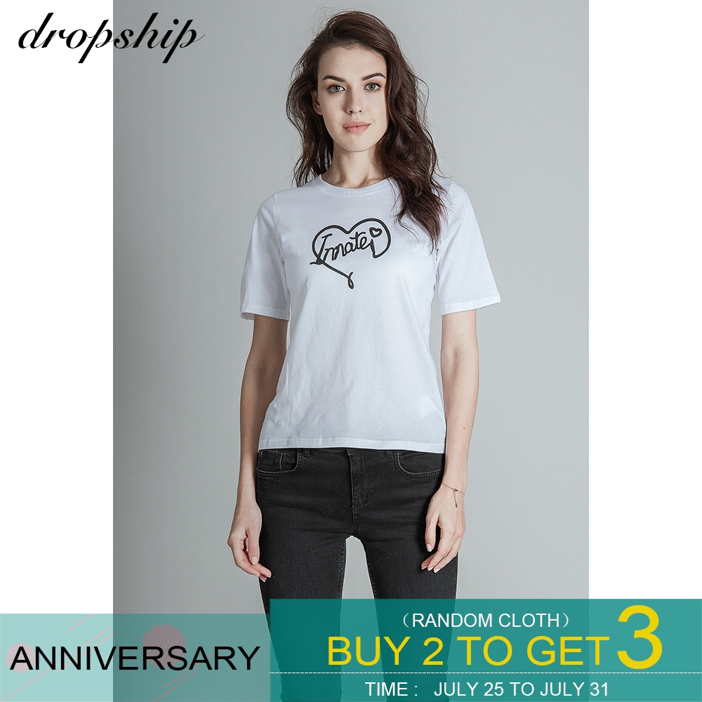 Dropship T Shirt 21 Style Tshirt Women Graphic Tees Streetwear Tops 2019 Shirts Modis Cotton Womens Slim Fit Summer Short Sleeve