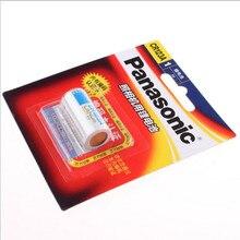 10 шт./лот Panasonic CR123A CR17345 3 В литиевых Батарея Камера-аккумуляторы