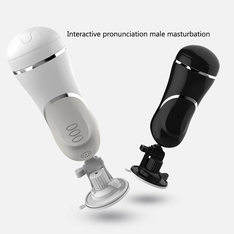 MizzZee Intelligent Voice Interaction Artificial Vagina Real Pussy Male Masturbation Cup,Male Masturbators Cup,Sex toys for man implement artificial intelligent optimization techniques with matlab