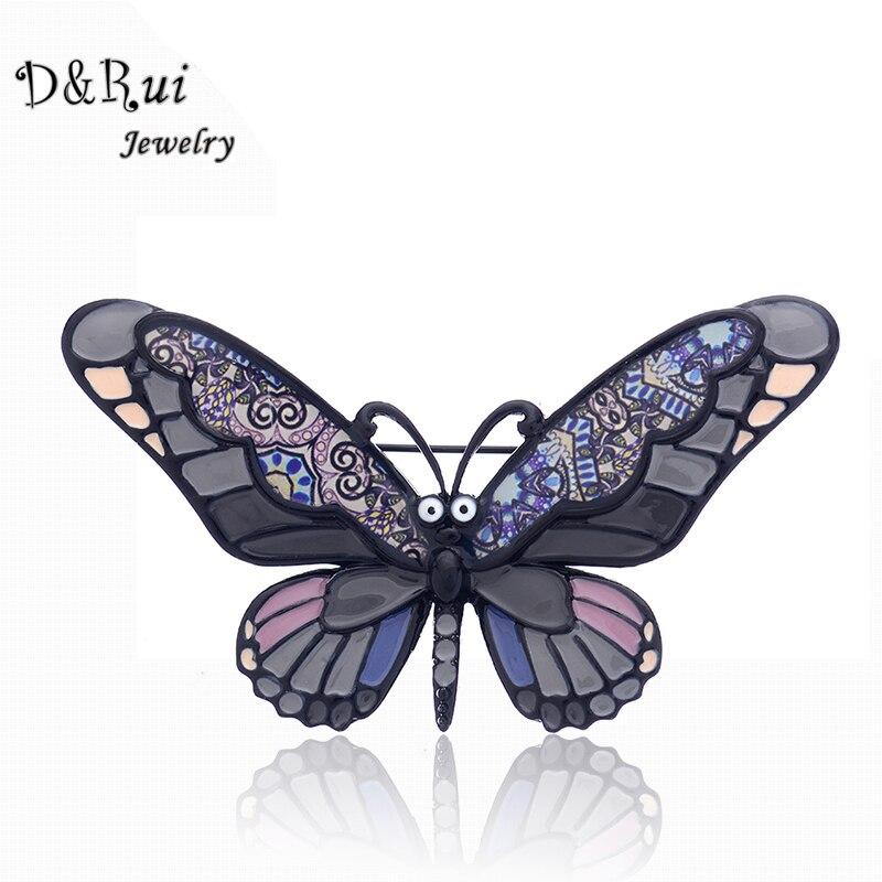 Buy enamel brooches women fashion jewelry Trendy womens gifts 2015