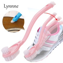 Lynnne Long Handle Shoes Brush Bathroom Cleaning Brushes Washing Lavabo Pot Dishes Cleaner Home Clean Tools Cleaning Accessories