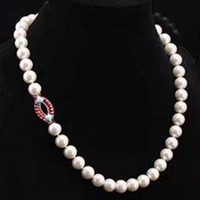 2019 New Luxury Brand CC Jewelry Fashion Maxi Pearl Necklace For Women Party Wedding Daily Designer Accessaries