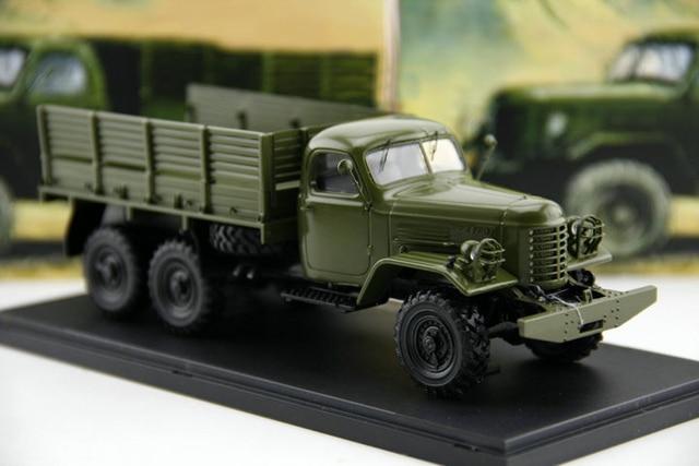 Liberation original model 1:43 Classic CA-30A 1967  military truck model Alloy truck model Favorite Model Exquisite details