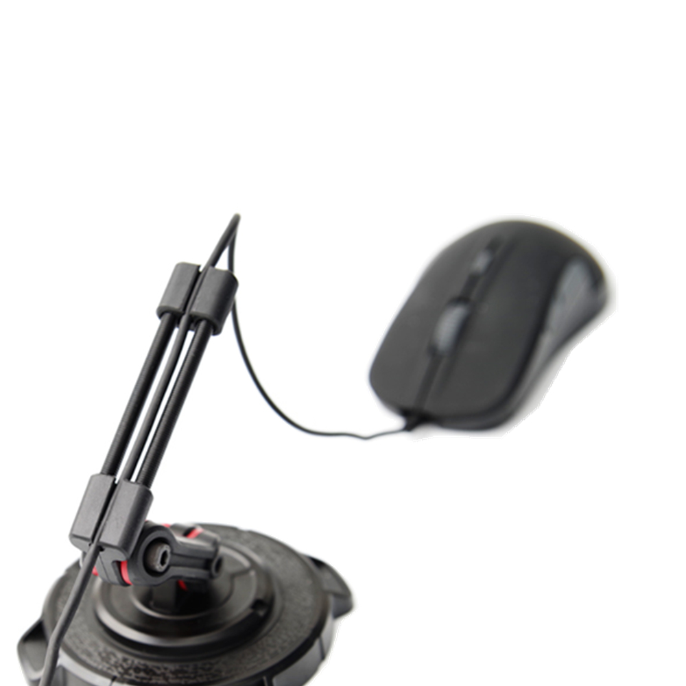 963d94e65e0 Gaming Mouse Bungee Adjustable Mouse Cord Management For ZOWIE EC/FK/ZA  Roccat Kone/Kova/Nyth/Tyon Mouse Cord Clip/Fixer/Holder-in Mice from  Computer ...