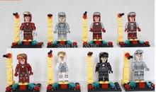 wholesale 80pcs SY179 super Heroes font b figures b font Iron man font b Action b