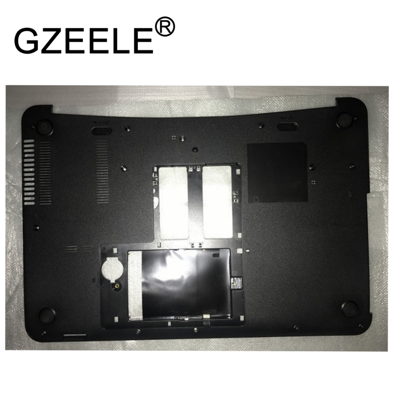GZEELE new for TOSHIBA L950 L955 S950 S955 laptop bottom base case lower cover black tcl x s950 mtk6589t idol x s950