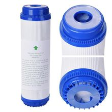 10 Inch Pre-Filter UDF Filter Cartridge & GAC GRANULAR ACTIVATED CARBON WATER FILTER TASTE/ODOR For REVERSE OSMOSIS