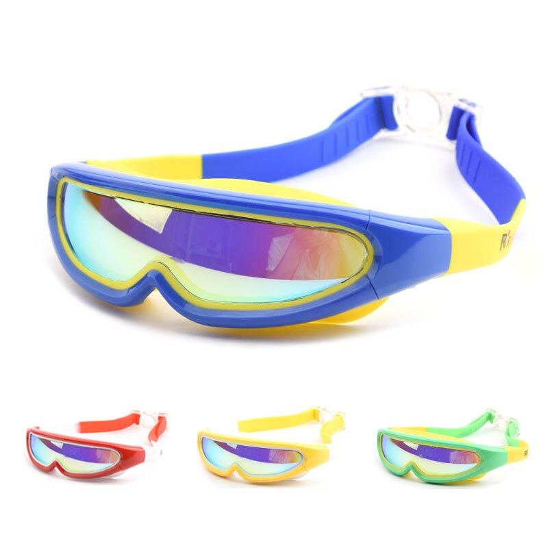 7fc1e008e7 Los niños gafas de natación Anti niebla impermeable niños Cool Arena  tutoria nadar gafas profesional de