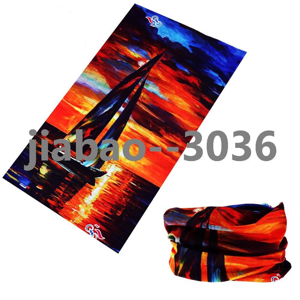 Newest Design cool headwear Seamless hijab Novelty bandana ride mask magic scarf scarve men women free shipping