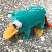 פיניאס ופרב פרי פרי סוכן P קטיפה ממולא בעלי חיים בפלאש צעצועי 32 ס