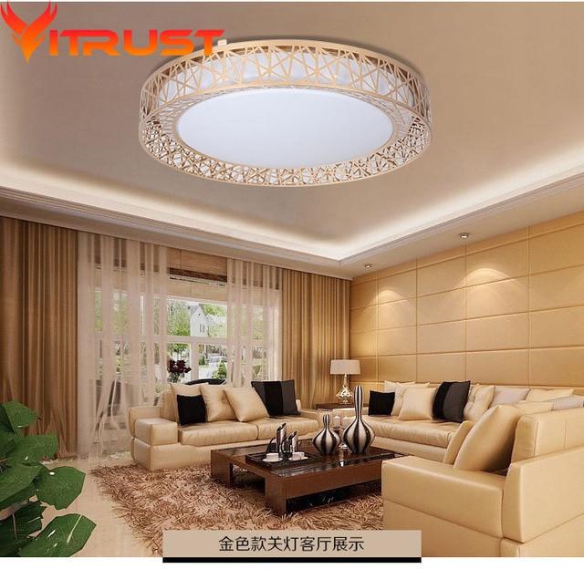 Moderne Led Decke Lampen Wohnzimmer Plafonnier Led Deckenleuchte