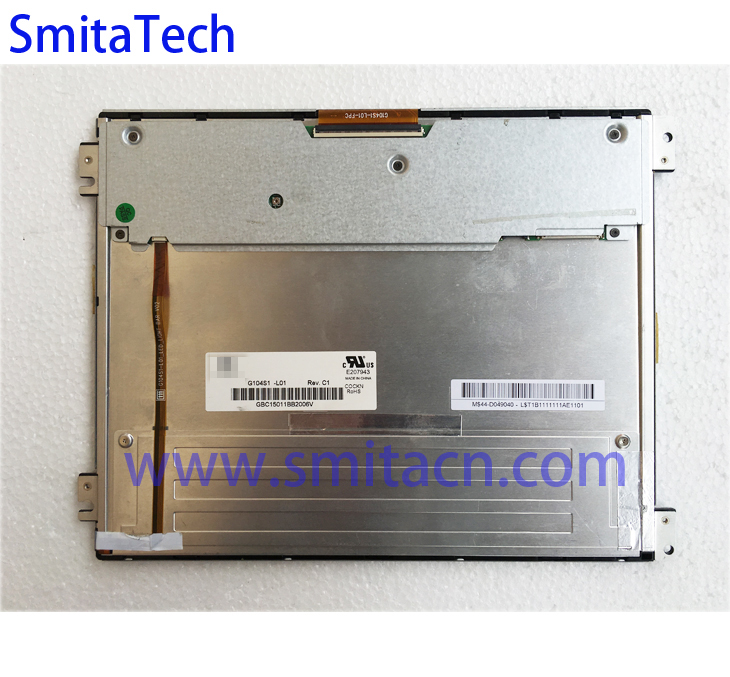 10.4 inch industrial G104S1-L01 800*600 LCD Screen Modules panel G104S1 L01 10 4 lcd industrial display screen panel lq104s1lg61 800 600 new stock offer