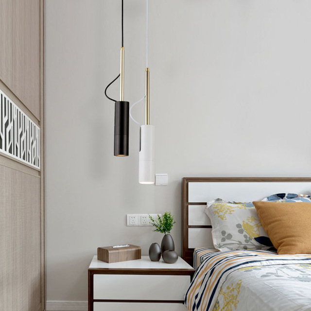 Danmark Rotatable Pendant Lamp Decorative Spot Hanging Light Luminaria LED Light Fixture For BedroomDanmark Rotatable Pendant Lamp Decorative Spot Hanging Light Luminaria LED Light Fixture For Bedroom