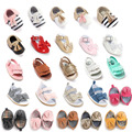 Кожа PU Классический Повседневная Младенческая Малышей Новорожденный Ребенок Впервые Walkers Обувь Детская Кроватка Bebe Спортивные Кроссовки Обувь 0-1 Т