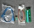 Venta PCI-E PCIe PCI Express 1x a 16x Riser USB 3.0 Extender cable sata a 4pin ide fuente de alimentación molex para btc minero RIG