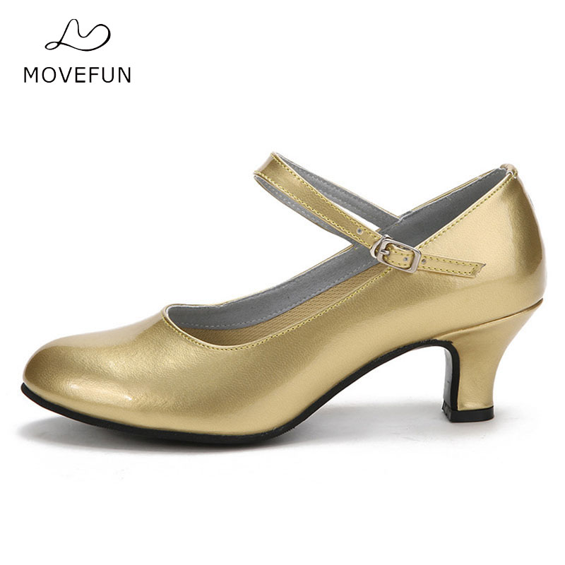movefun Zapatos de baile latino para mujeres Zapatos de baile para - Zapatillas