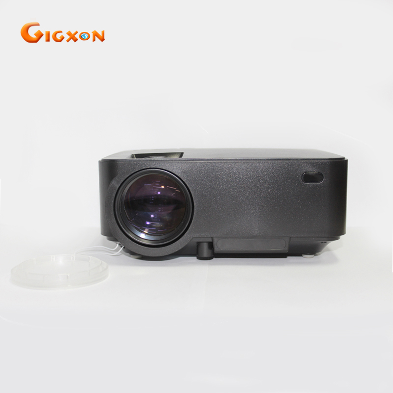 GIGXON -G22 LED projector 1500 lumen home theatre cinema for party entertainment