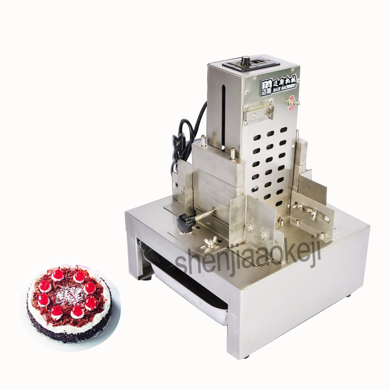 220v Hot Sale Stainless Steel Chocolate Scraping Machine Electric Small Chocolate Chips Slicer Shaver Chocolate Shaving Machine