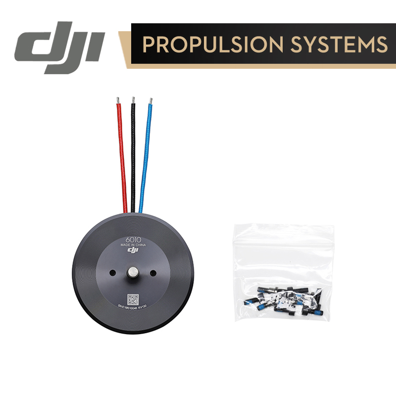 где купить DJI E2000 Pro - 6010 Motor Original Accessories Repair Parts 1 Piece дешево