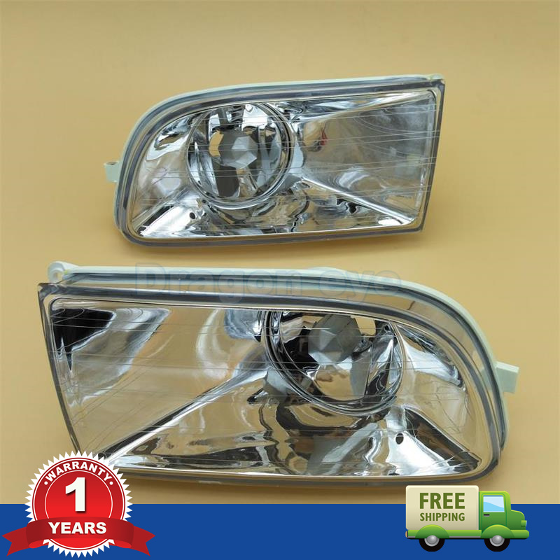 2PCS Free Shipping For Skoda Octavia MK2 A5 2004 2005 2006 2007 2008 New Front Halogen Fog Lamp Fog Light Left And Right Side free shipping for skoda octavia sedan a5 2005 2006 2007 2008 left side rear lamp tail light