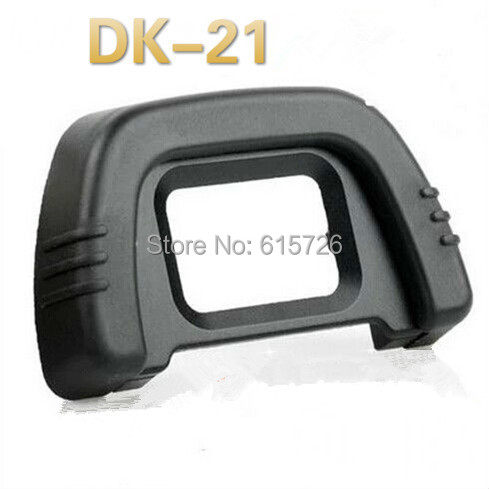 10pcs/lot DK-21 Rubber Eye Cup Eyepiece Eyecup for N D300 D200 D90 D80 Camera Free Shipping