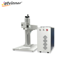 Jetvinner 20W Fiber Laser Marking Machine Metal Marking Machine Laser Engraving Machine For Nameplate, Ring, Metal Phone Case