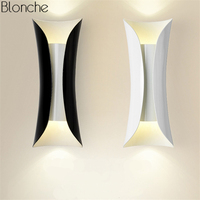 Modern Pillow Led Wall Lamp Metal Wall Light for Living Room Bedroom Bedside Aisle Indoor Lighting Fixtures Decor Iron Sconce