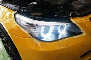 Image 5 - HID,2003 ~ 2006/2007 ~ 2010 รถจัดแต่งทรงผมสำหรับ E60 ไฟหน้า,canbus, 520 523 525 530,E60 ไฟตัดหมอก E60 หัวโคมไฟ