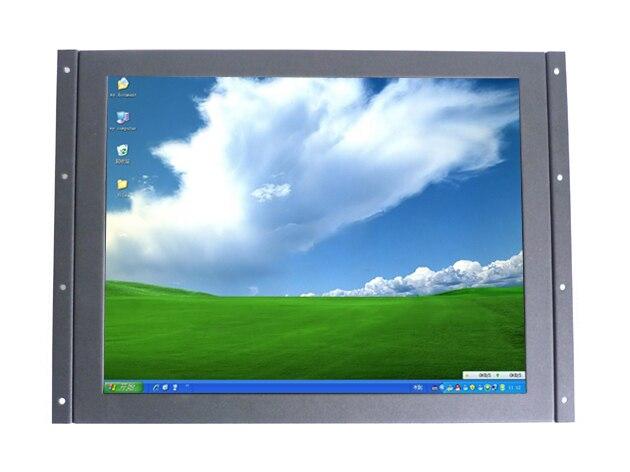 15 дюймов открытой рамки пк пав сенсорный экран жк-монитор