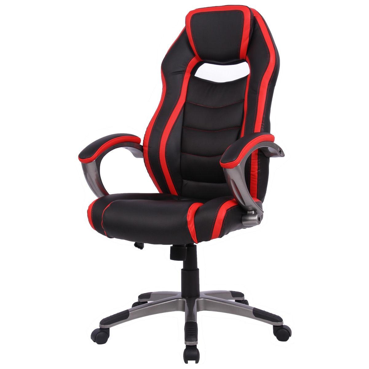 Giantex Racing Car Style High Back Office Computer Chair