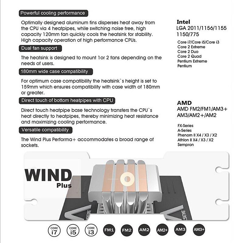 120 мм вентилятор бесплатная доставка