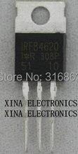 Оригинальный комплект электронной композиции IRFB4620PBF IRFB4620 200V 25A TO-220 ROHS 10 шт./лот Бесплатная доставка