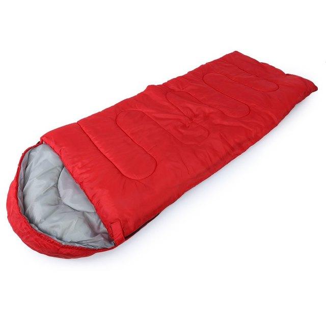 Hooded Sleeping Bag Envelope/Water Resistant Sleeping Bags