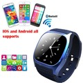 SmartWatch Android M26 Bluetooth watch Xiaomi Miband Reloj Inteligente for iPhone 4/4s/5/5s/6 for Samsung Andriond Phone