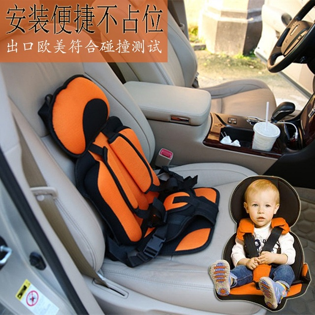 Baby Car Seat Booster For Children 9 Months To 4 Years Old Facing Safety Chair