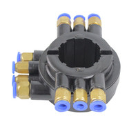 Car Grilled tire machine accessories Car Repair Tools Tire Changer Rotary Valve air Guide Valve Distribution Valve 50MM