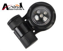Element VIP IR LED Safety Signal Strobe Light Navy Seal for Outdoor Sports Tactical Hunting Camping Cycling Lighting Tool