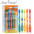 5Pcs/Set Toothbrush Soft Tooth Brush For Children Kids Oral Hygiene Care